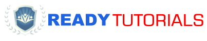 READY TUTORIALS Logo